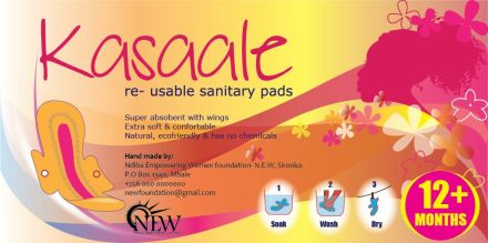 Kasaale_-_Re-usable_Pads -Logo